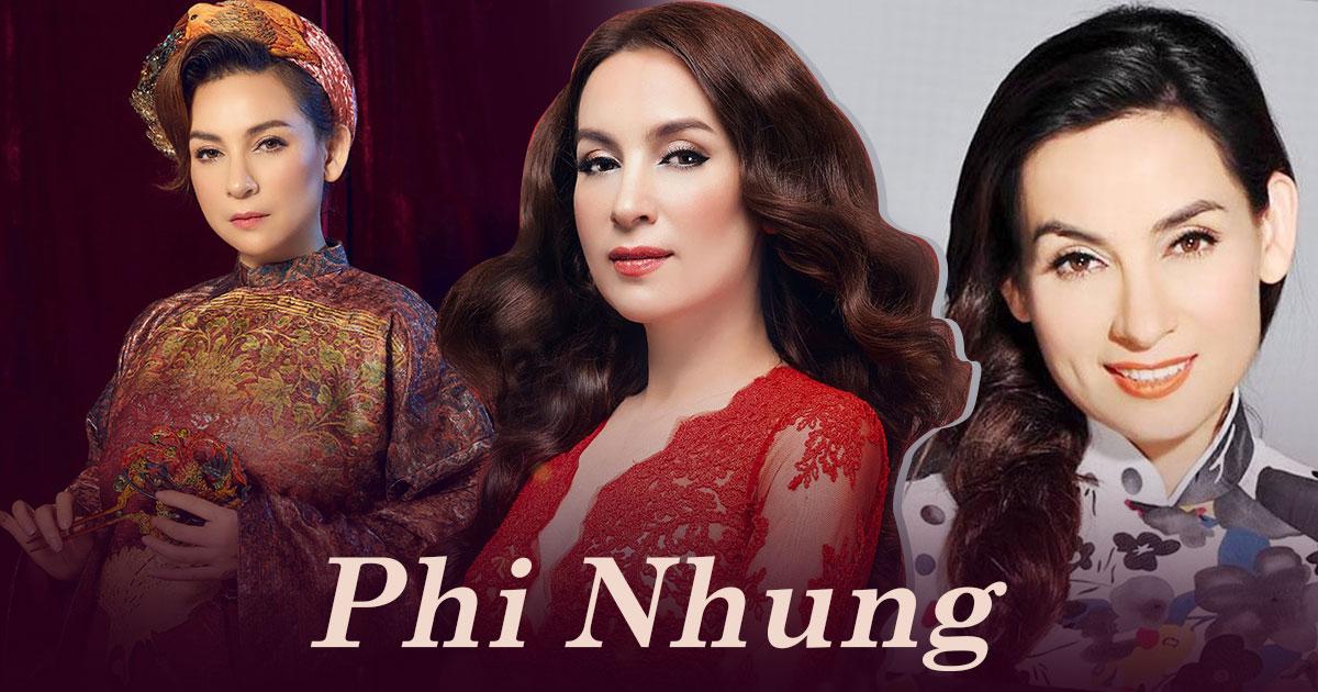 """Sự nghiệp và cuộc đời Phi Nhung: Ngôi sao Bolero, """"chị Hai"""" thân thương của hàng triệu khán giả"""