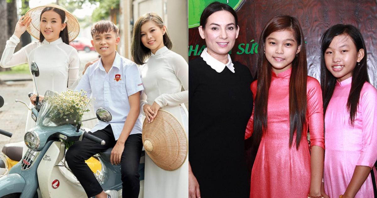 Ngoài Hồ Văn Cường đang vướng ồn ào, 3 cô con gái nuôi làm ca sĩ của Phi Nhung giờ ra sao?