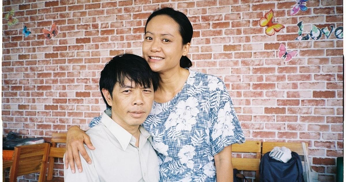 """Hồng Ánh """"khui"""" bí mật của Thái Hòa: trên phim khắc khổ, ngoài đời siêu """"nhây"""""""