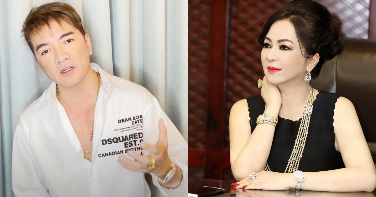 """Đàm Vĩnh Hưng lên tiếng khi bị tố ăn chặn 96 tỷ từ thiện, tuyên bố Phương Hằng """"chọn sai người để chiến"""""""