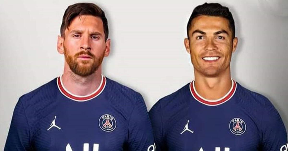 Tỷ phú Qatar bị chỉ trích vì đăng ảnh Ronaldo mặc áo PSG