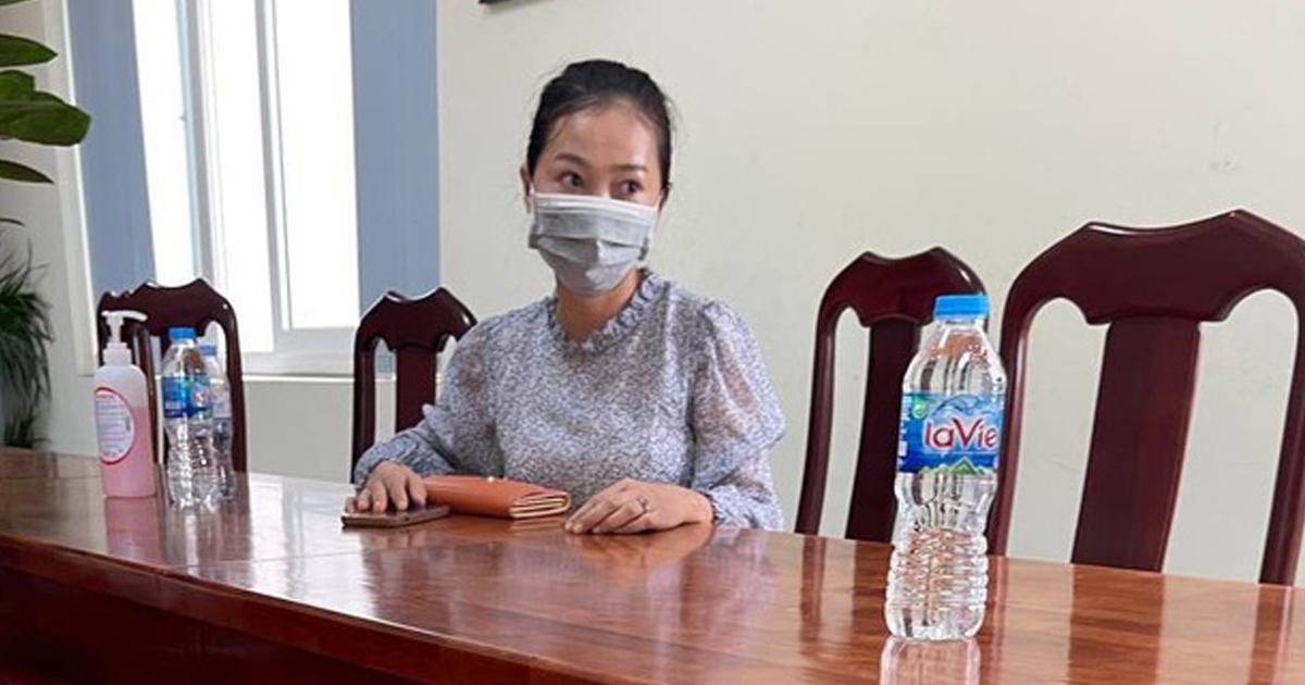Cô gái bị phạt do đăng tin TP Thủ Đức bỏ đói dân, không hỗ trợ cho người gặp khó khăn