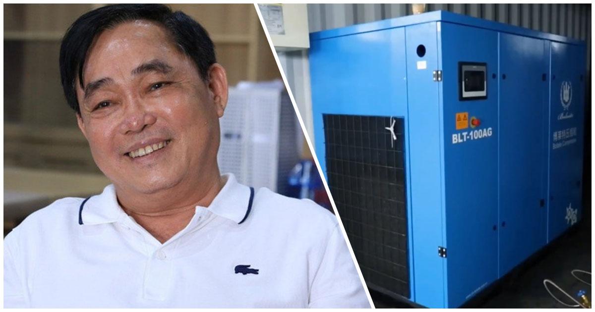 Nói là làm, 7/21 nhà máy oxy mini của ông Huỳnh Uy Dũng đã về đến Việt Nam để cứu bá tánh