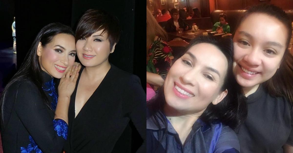 Vợ cũ Bằng Kiều dùng 500 triệu làm từ thiện với tên Phi Nhung, con gái Wendy có chia sẻ đầy xúc động