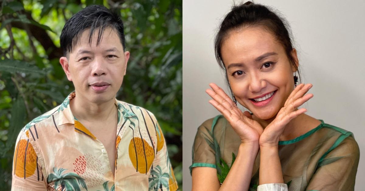 """Thái Hòa tiết lộ tăng cân vì lý do đặc biệt, Hồng Ánh bóc mẽ """"chồng"""" khiến khán giả cười ngất"""