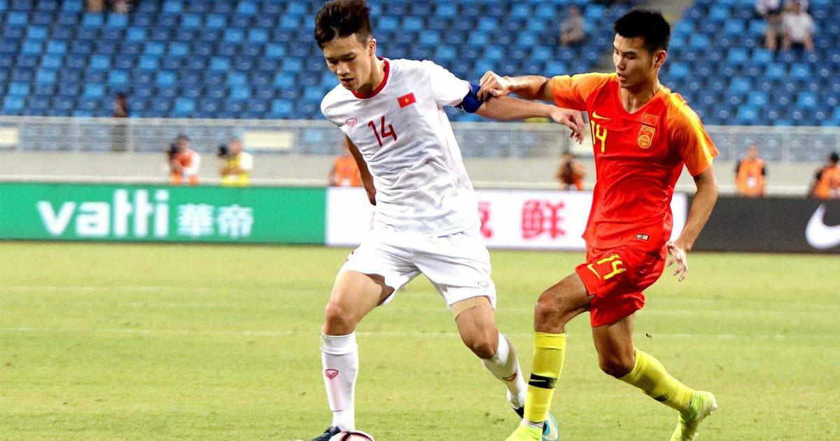 Tuyển Việt Nam sẽ gặp Trung Quốc ở UAE