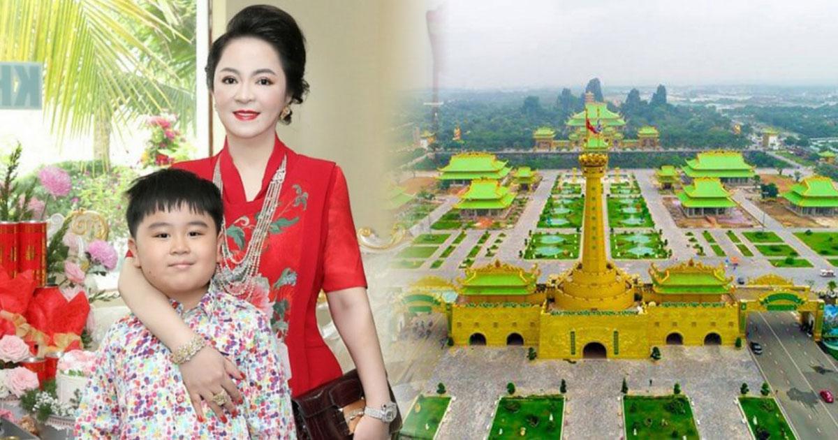Choáng với độ hào phóng của tỷ phú nhỏ tuổi nhất Việt Nam