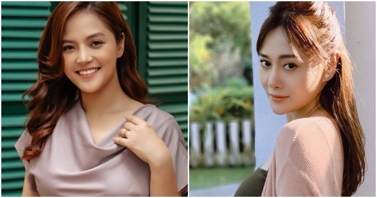 Soi điểm trùng hợp bất ngờ của hai cô con dâu nhà họ Hoàng