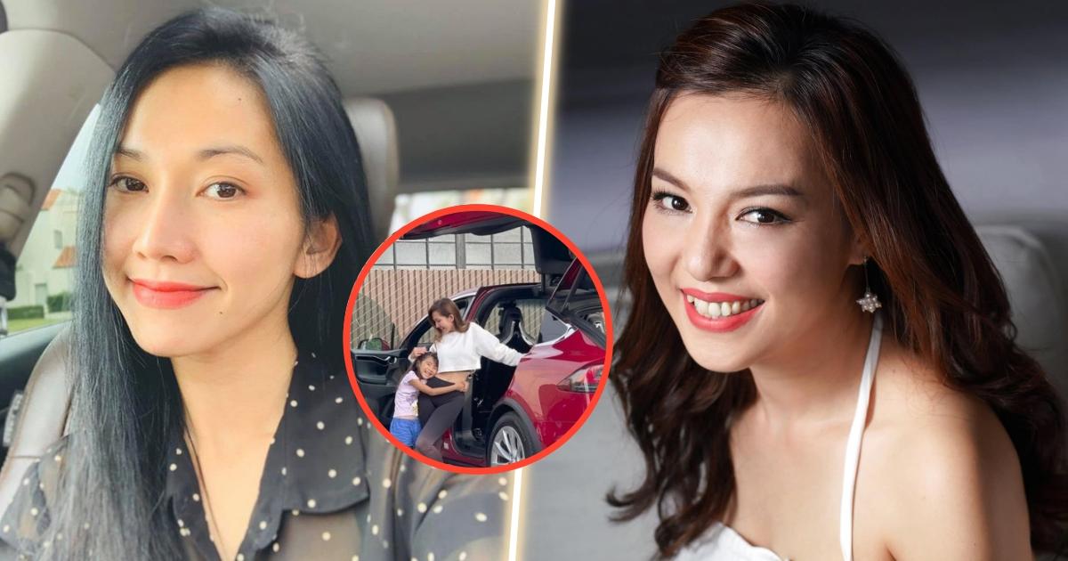 """2 diễn viên """"Mùi ngò gai"""" Kim Hiền - Lý Thanh Thảo """"thi nhau"""" sắm xế hộp 3 tỷ giữa mùa dịch"""