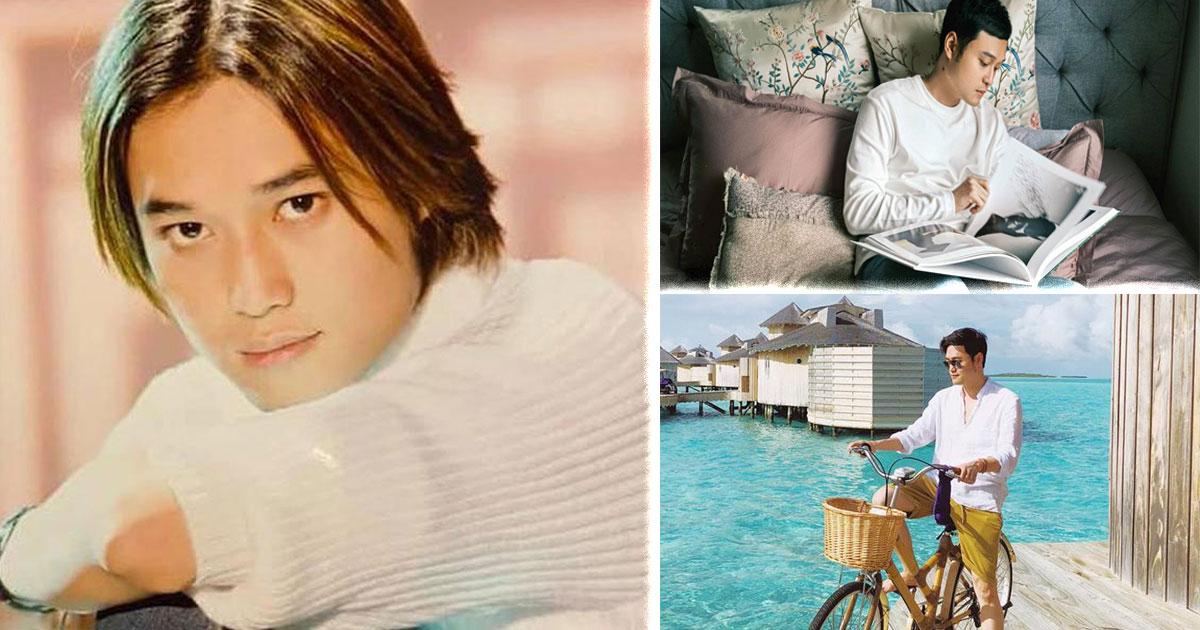"""""""Hoàng tử sơn ca"""" Quang Vinh ở tuổi 39: Độc thân, giàu có, mải mê du lịch tận hưởng cuộc sống"""