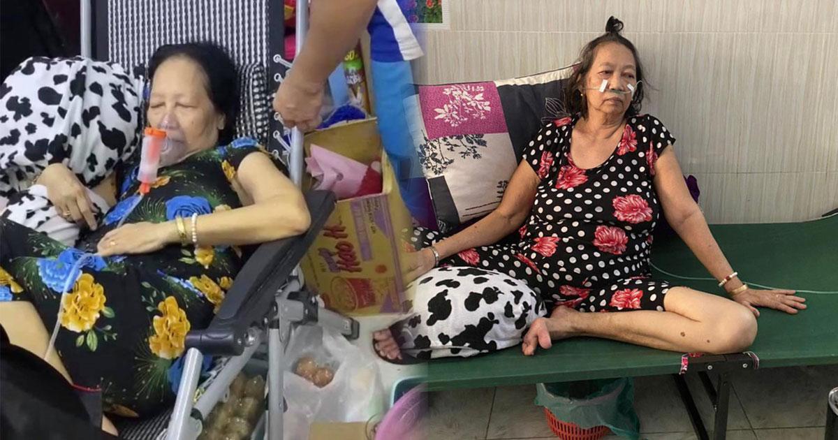 """Hành trình giành lại mẹ từ """"cửa tử"""" của gia đình 16 F0 tự điều trị tại nhà"""