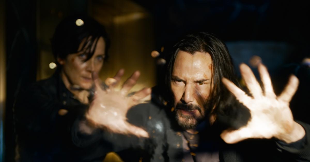 """Huyền thoại """"Ma trận"""" hồi sinh, đón chào sự trở lại của cặp đôi Keanu Reeves và Carrie-Anne Moss"""