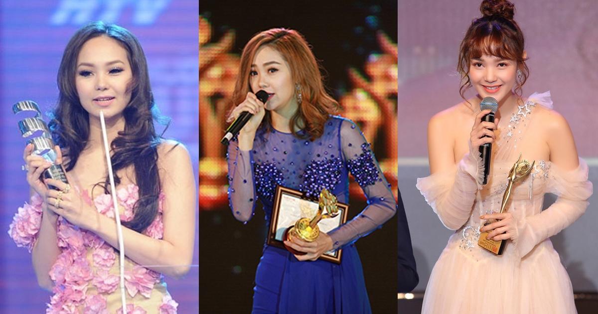Bộ sưu tập giải thưởng diễn xuất đồ sộ của Minh Hằng: Có cả giải quốc tế