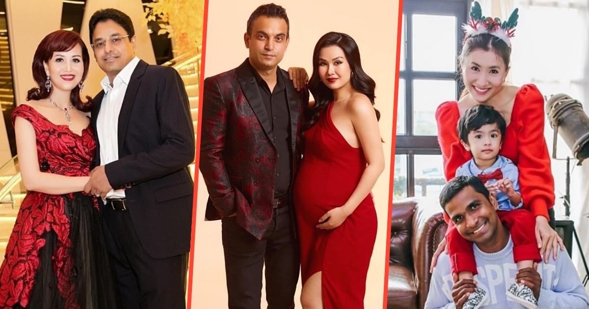 """3 sao Việt lấy chồng Ấn: Hôn nhân mỹ mãn đáng ngưỡng mộ, con cái """"hưởng gen trội"""" nhan sắc"""