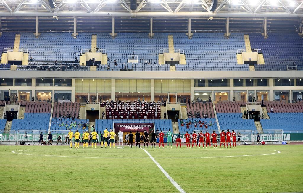 Sân Mỹ Đình nhận nhiều đánh giá tệ từ AFC