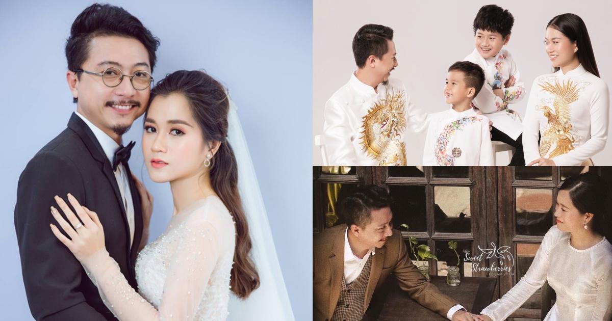 """Hứa Minh Đạt kể chuyện cưới Lâm Vỹ Dạ: May mắn như định mệnh, duyên số cho 2 đứa """"khùng"""" đến với nhau"""