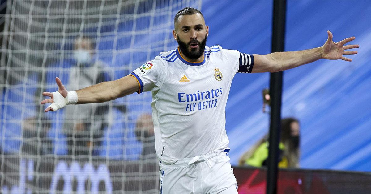 Benzema xô đổ kỷ lục của Ronaldo