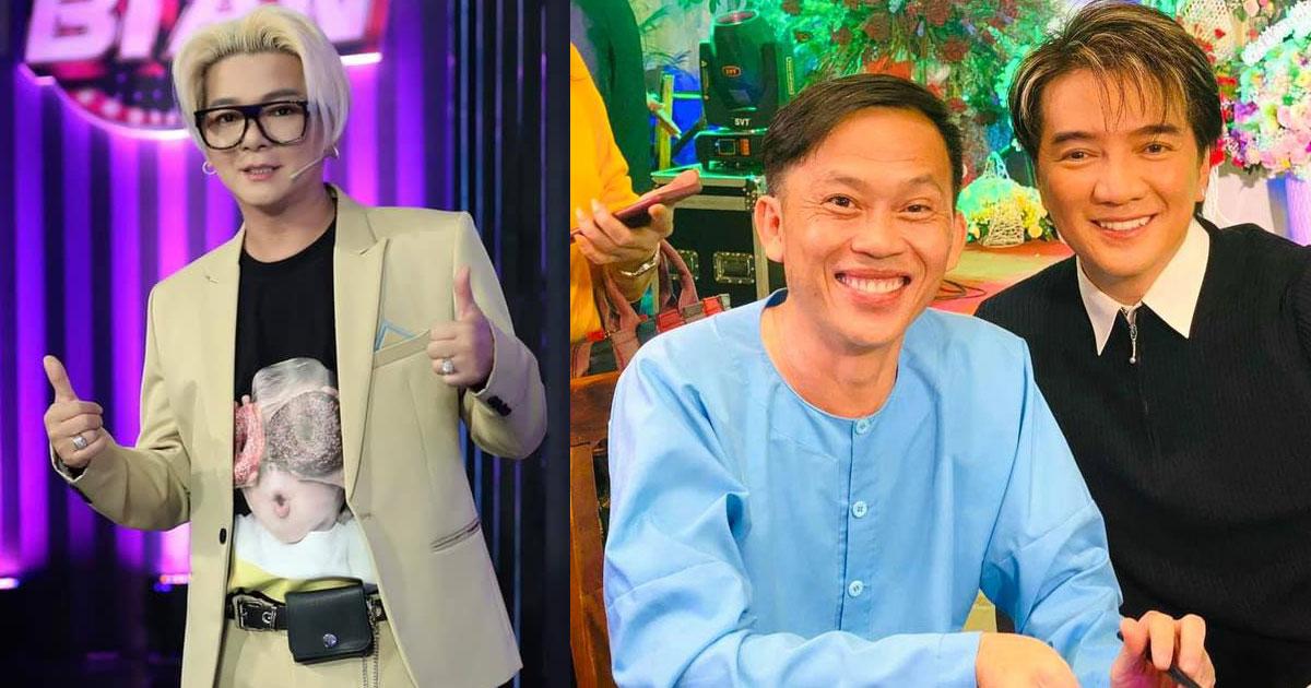 Vũ Hà làm sáng tỏ việc Hoài Linh rút đơn, tin tưởng Đàm Vĩnh Hưng có lợi thế khi kiện CEO Đại Nam