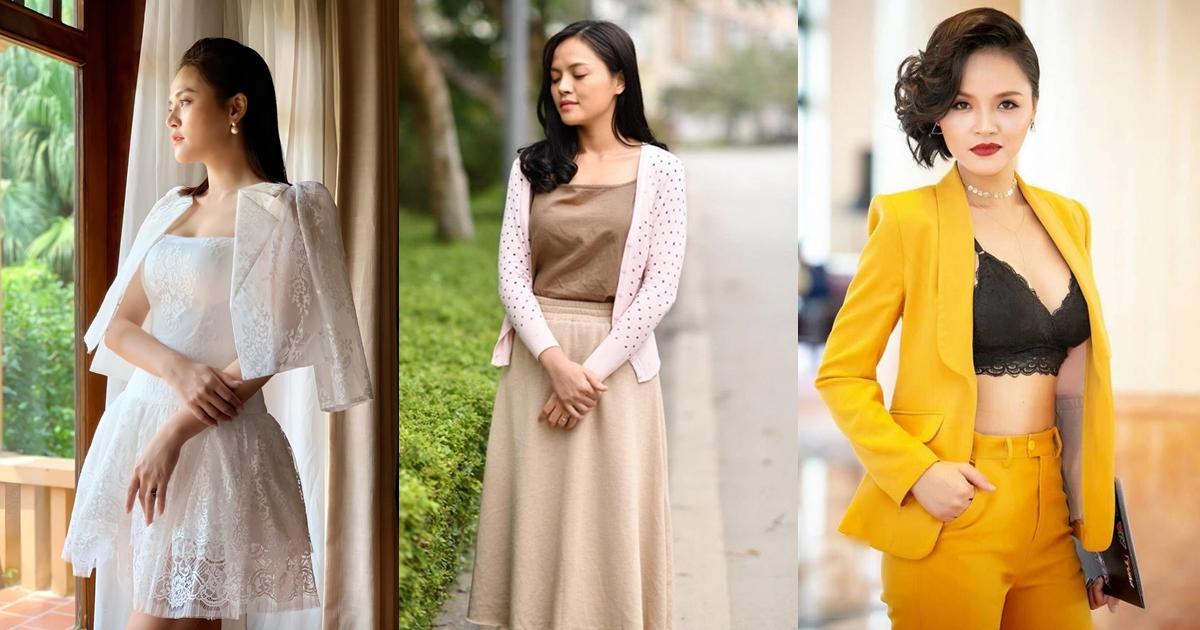 """Phong cách thời trang biến hóa của Thu Quỳnh """"cân"""" mọi vai diễn từ """"gái ngành"""" đến con dâu hào môn"""
