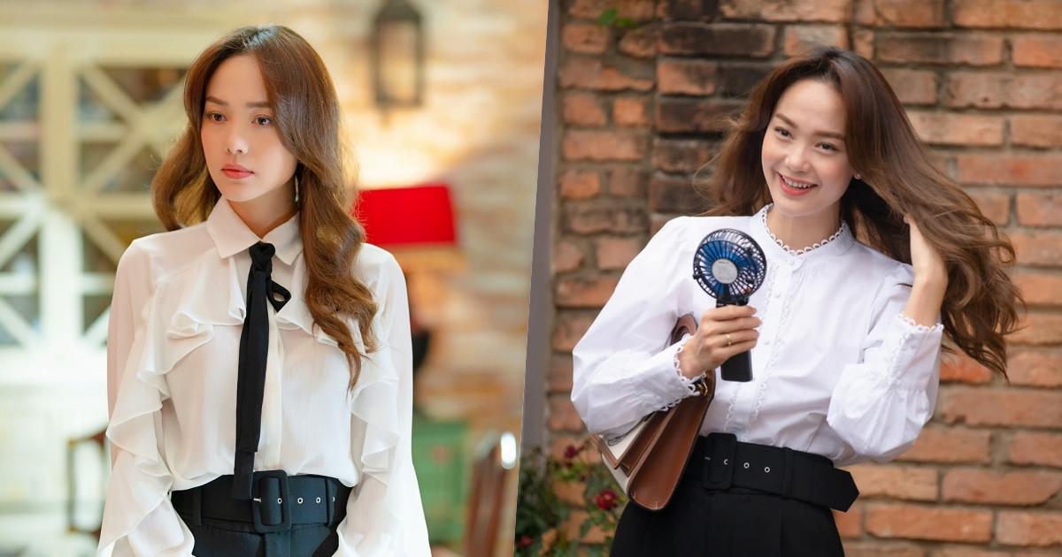 """Mới khoe tạo hình phim mới, Minh Hằng đã ghi danh vào top """"nữ công sở đẹp nhất màn ảnh Việt"""""""
