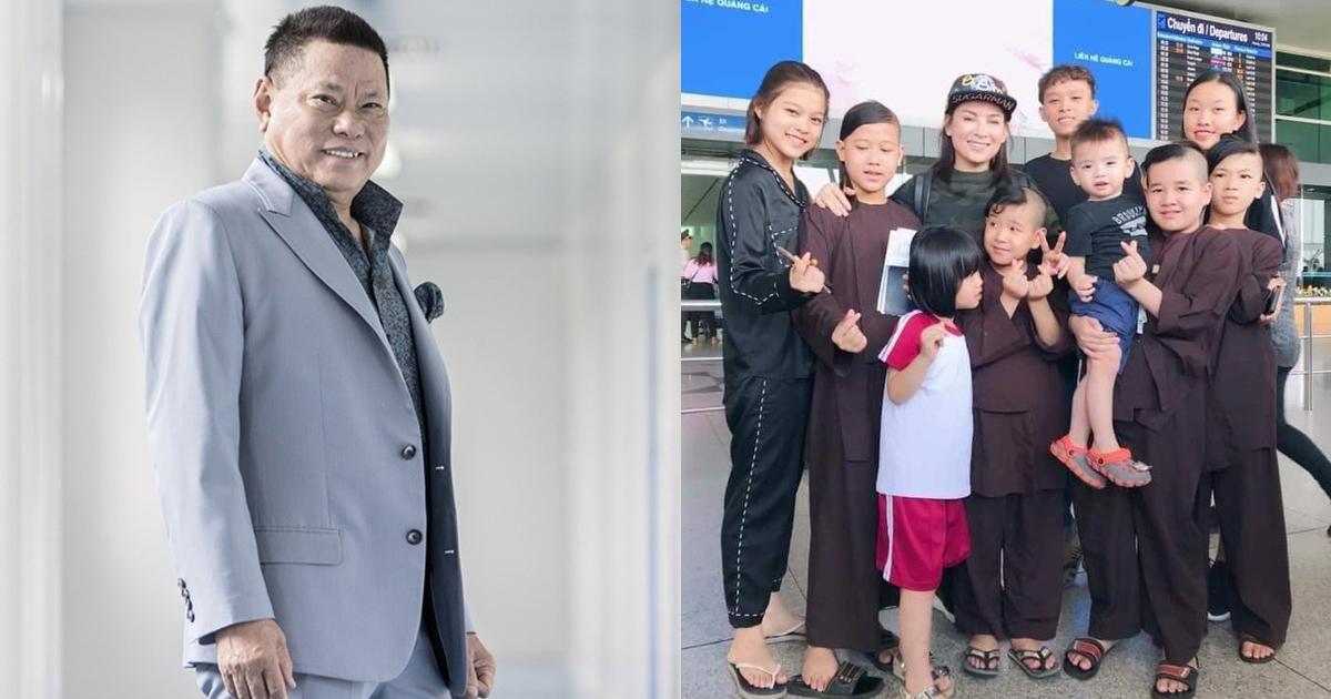 Cục Trẻ em chính thức lên tiếng về 23 con nuôi của ca sĩ Phi Nhung