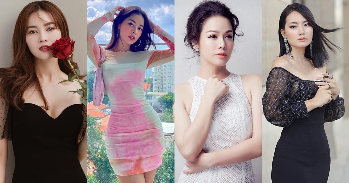 """Sao nữ lận đận tình duyên: Lan Ngọc qua 3 mối tình ồn ào, Nhật Kim Anh bị """"phim vận vào người"""""""