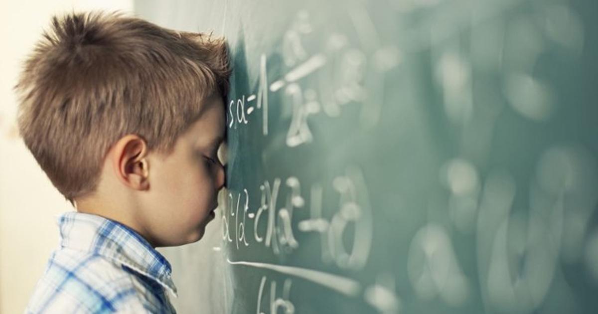 Bức ảnh khiến cha mẹ giật mình, lý giải vì sao trẻ em bị la mắng thường chậm lớn