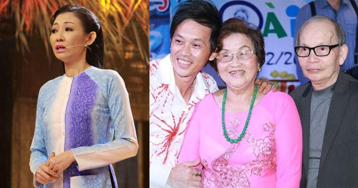 """NS Hoài Linh im ắng trước tin buồn, nữ ca sĩ tự nhận là """"vợ"""" nghẹn ngào tiễn biệt """"bố chồng"""""""