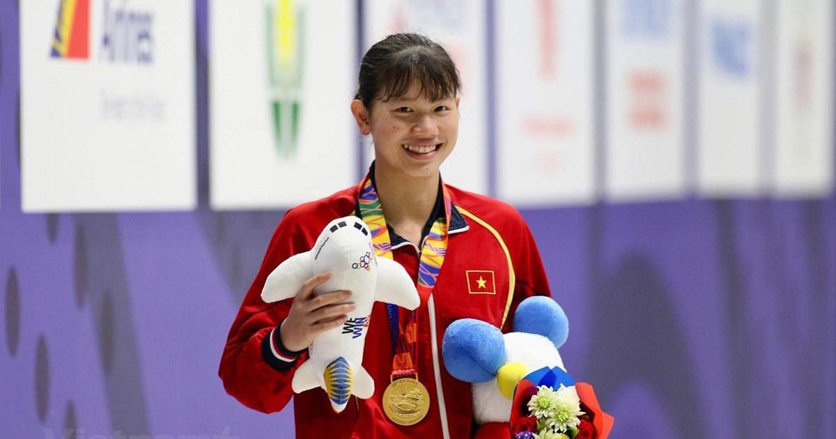 Ánh Viên xin giải nghệ ở tuổi 26, không thi đấu SEA Games 2022