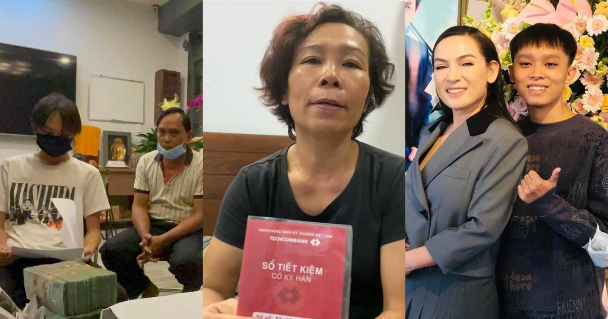 Hồ Văn Cường chính thức nhận toàn bộ tiền cát-xê, Phi Nhung tặng thêm 500 triệu, gia đình dọn ra riêng - MOLI Star