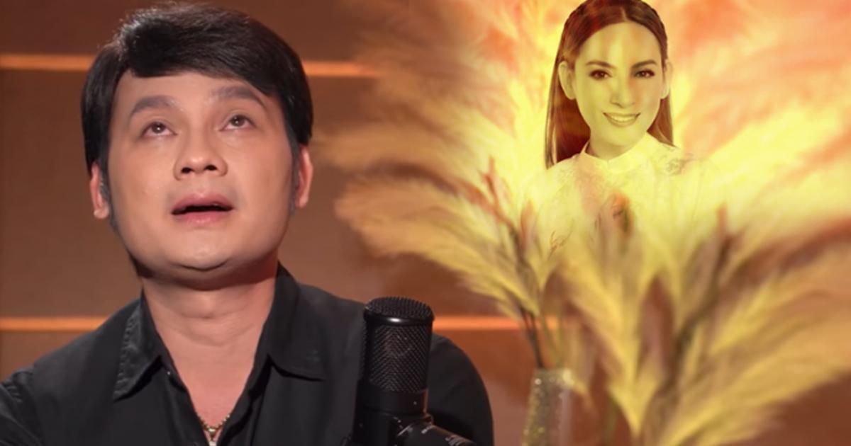 Kim Tiểu Long kể giấc mơ lạ về Phi Nhung, tỉnh dậy lúc 3h sáng