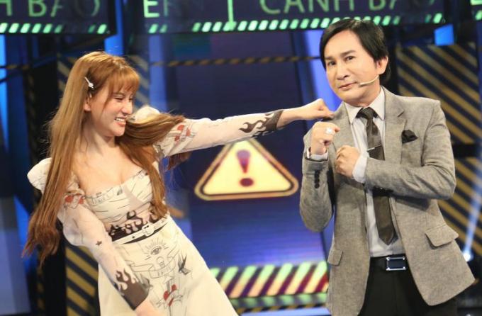 Từ ông hoàng cải lương thành thánh ăn gian hài lố trong gameshow, Kim Tử Long nói gì?