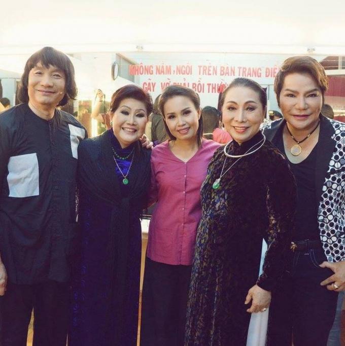 NS Phượng Liên: Hôn nhân đầu với NSND Diệp Lang tan vỡ đến cuộc sống viên mãn tuổi xế chiều