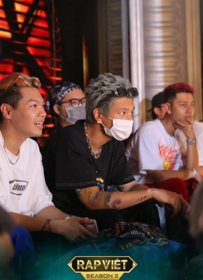Thực hư chuyện Á quân King of Rap RichChoi casting Rap Việt tại Hà Nội suýt bị loại phải nhận vé vớt