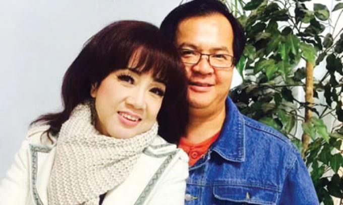 Nghệ sĩ Phương Hồng Thủy và mối duyên kỳ lạ với ông xã bắt đầu từ tai nạn bất ngờ