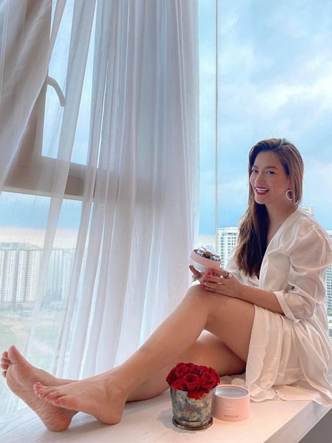 Trương Ngọc Ánh khoe sắc vóc ngày càng thăng hạng, chứng minh phụ nữ đẹp hơn khi tìm được đúng người
