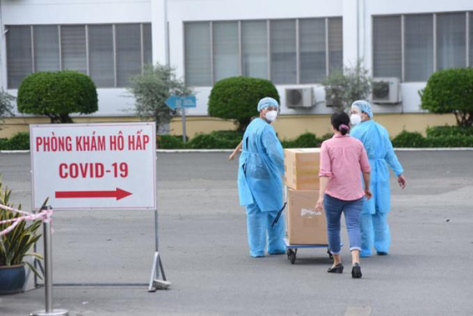 Nóng: Bệnh viện Nhiệt đới TP.HCM bị phong tỏa vì 22 nhân viên dương tính Covid-19