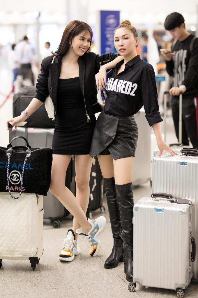 Nghi vấn Tiến Linh đang hẹn hò với bạn thân Ngọc Trinh khi gia nhập hội chỉ follow mình em?