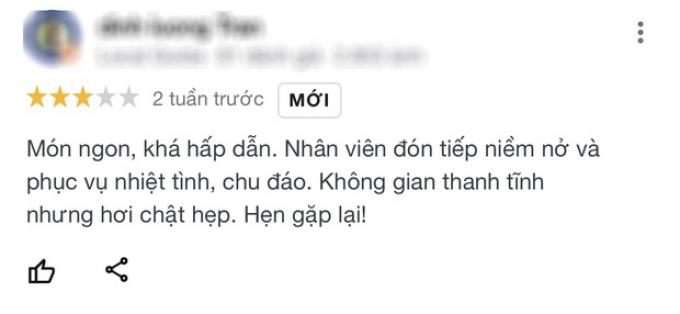 Nhà hàng chay của Phi Nhung bị đồng loạt vote 1 sao sau lùm xùm với con nuôi, khách từng ăn nói gì?