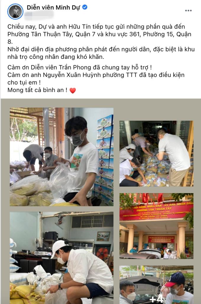 Quá tuyệt vời: Dàn sao Việt chung tay làm từ thiện giữa đỉnh điểm mùa dịch