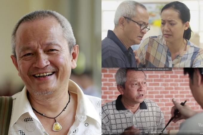 Hồng Ánh khui bí mật của Thái Hòa: trên phim khắc khổ, ngoài đời siêu nhây