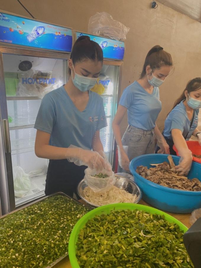 Đỗ Mỹ Linh, Lương Thùy Linh làm khách mời trong MV ý nghĩa quay tại bếp ăn từ thiện của Lona Kiều Loan