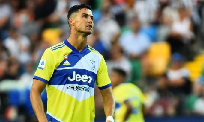 Man City sẵn sàng trả lương 36 triệu USD cho Ronaldo