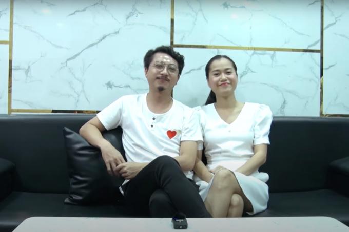 Lâm Vỹ Dạ: Ông xã Hứa Minh Đạt luôn nói Anh rất hạnh phúc vì có người vợ hung dữ như em
