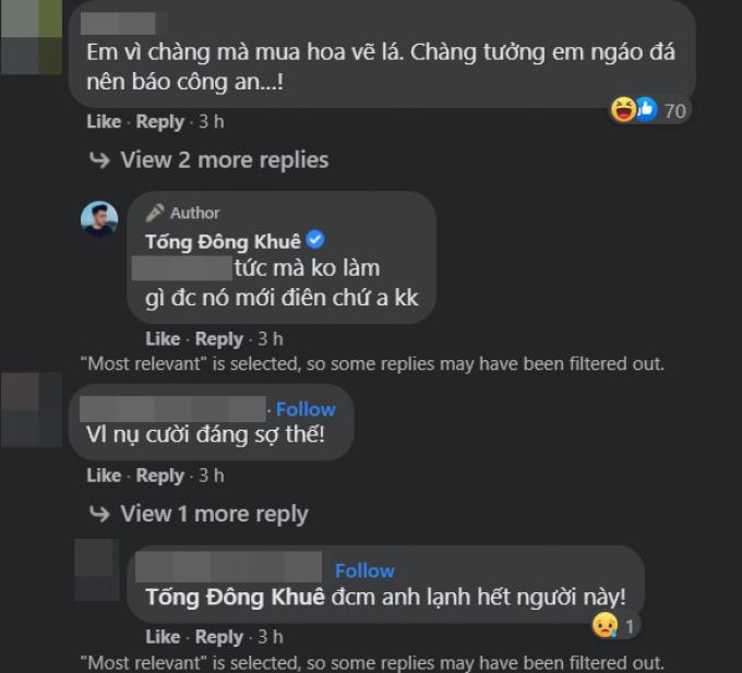 CEO Tống Đông Khuê Người ấy là ai lên tiếng trước thông tin bị tố đối xử tồi tệ với bạn gái cũ