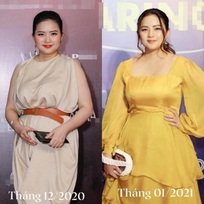 Từng bị chê bai vì phát tướng, Phan Như Thảo được chồng đại gia trợ giúp giảm cân ngoạn mục