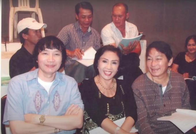 NSND Lệ Thủy tiết lộ khoảnh khắc cuối cùng của nghệ sĩ Minh Phụng