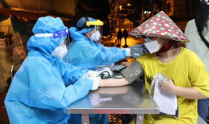 TP.HCM: Đối tượng, nhóm người được tiêm vaccine mũi 2 sắp tới