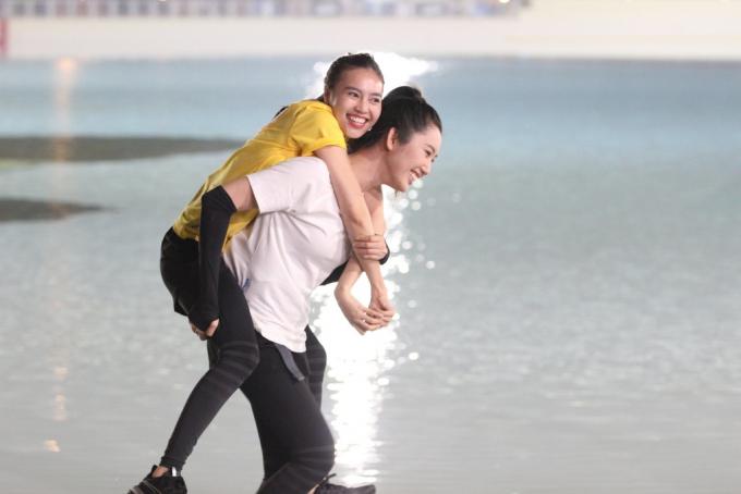 Running Man Vietnam: Lan Ngọc ăn ý với Thúy Ngân, kết thân với Jun Phạm lại bị dìm?