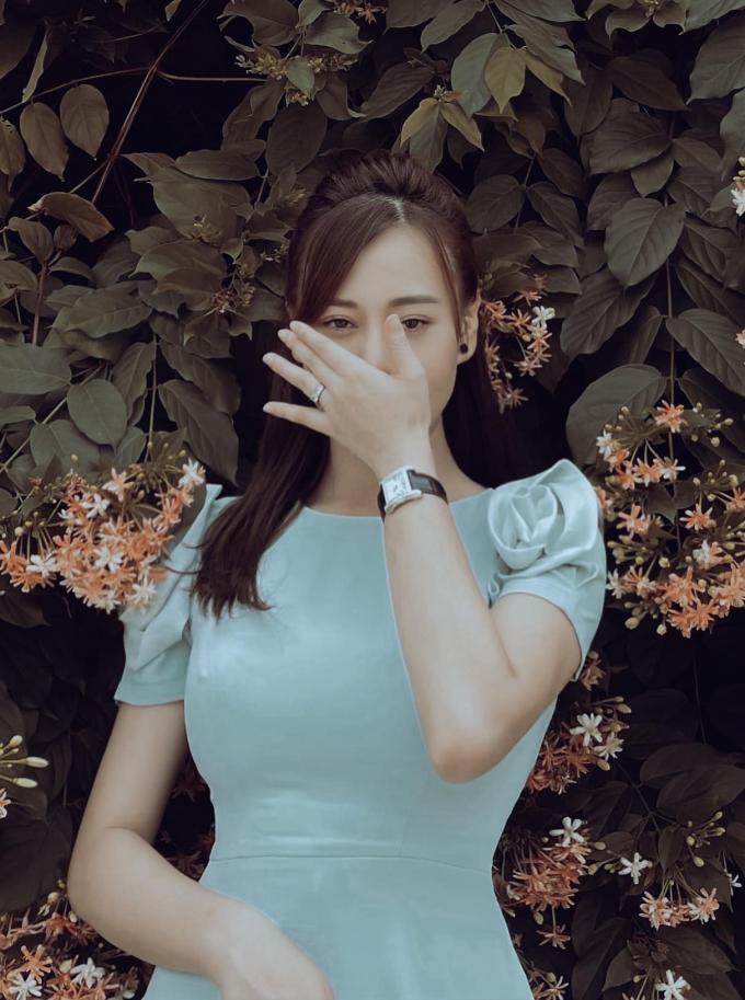 Phương Oanh khoe hình ảnh dâu trưởng trong phim, phong thái phu nhân sếp tổng khiến ai cũng trầm trồ